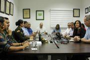En Areandina se analizó la seguridad de la comuna cinco de Valledupar