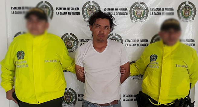 Capturado presunto abusador sexual en La Jagua de Ibirico (Cesar)