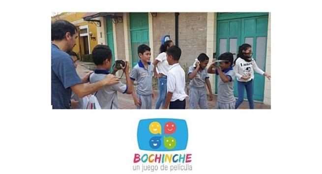 Niños guajiros crean películas para enseñar a cuidar lo público