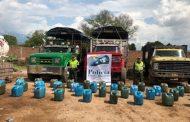Duro golpe al contrabando de combustible en el sur del Cesar