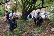 Más de tres toneladas de basura en jornada ecológica, recogió Corpocesar