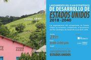 Organizaciones del corregimiento de Estados Unidos convocan al lanzamiento del Plan Estratégico de Desarrollo 2018-2010