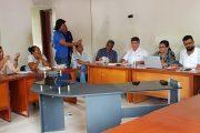 Electricaribe realizó mesa de trabajo con concejales y autoridades en Chimichagua
