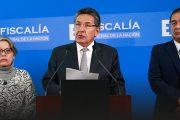 Controversia por renuncia del Fiscal General de la Nación