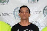 Por feminicidio cayó hombre en Valledupar
