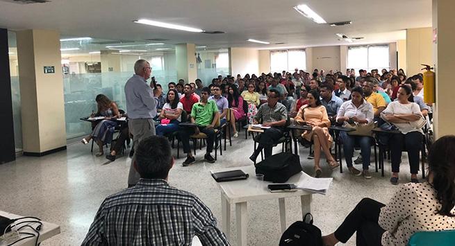 UNAL divulga cronograma de inscripciones para quienes aspiran ingresar a la sede La Paz