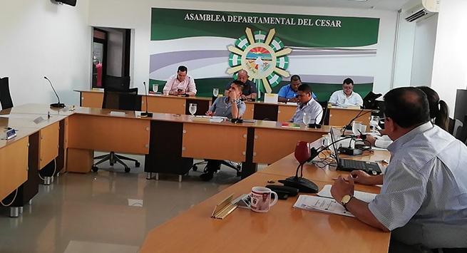 Asamblea Departamental del Cesar instaló sesiones extraordinarias