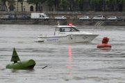 Siete muertos y 21 desaparecidos tras naufragio en Hungría