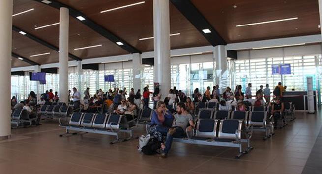 Aeropuerto Alfonso López creció 2,40 % en pasajeros movilizados entre enero a marzo de 2019