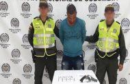 En el Cesar, capturadas cuatro personas por porte ilegal de armas de fuego