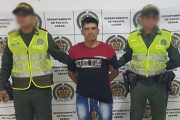 Sindicado de acto sexual abusivo con menor de 14 años agravado, cayó en Media Luna
