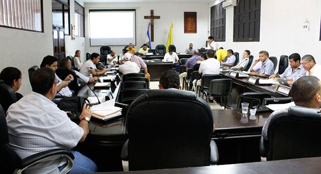 Procuraduría confirmó destitución e inhabilidad por 12 años a concejales de Valledupar