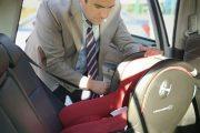 ANSV recomienda el uso de sillas de retención infantil vehiculares, para salvar más niños en las vías