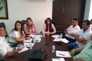 Electricaribe y alcalde encargado de Codazzi realizaron mesa de trabajo