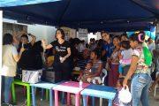 Jornada de atención para beneficiar a los barrios Brisas de La Popa, La Nevada y Divino Niño