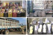 Más de $ 30 millones de contrabando incautado en Cesar y Norte de Santander