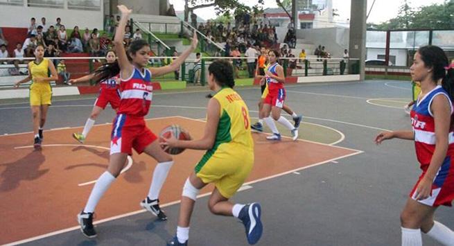 Se inician las competencias de la fase municipal de los Juegos Supérate Intercolegiados 2019