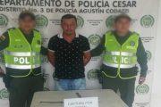 Capturado presunto abusador sexual en Agustín Codazzi
