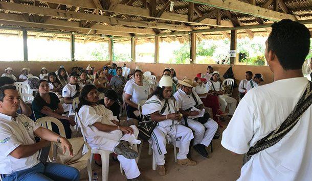 Firmados los acuerdos del Pomca río Guatapurí