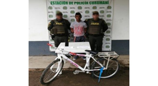 Presunto homicida de agricultor en Curumaní fue capturado