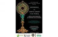 En Valledupar dictarán conferencia sobre el Corpus Christi y su música