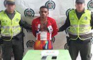 Por el delito de hurto, capturadas cinco personas en Valledupar
