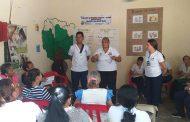 Sectores vulnerables e instituciones públicas y privadas de Valledupar, beneficiados con proyectos del Programa de Enfermería de la UPC