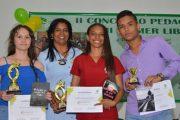 """""""Cuando se acabe mi vida"""", obra ganadora en el Segundo Concurso Pedagógico """"Mi Primer Libro"""", en la UPC"""