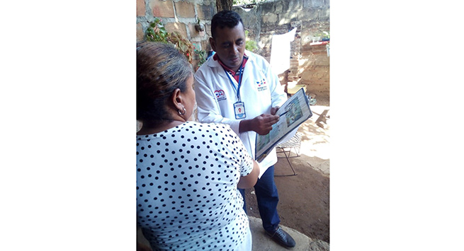 Adelantan trabajado en Valledupar contra el dengue
