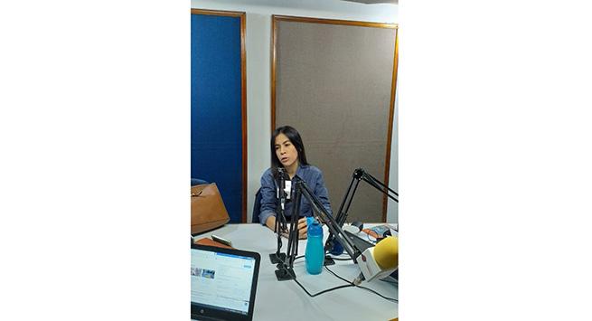 Con idea innovadora sobre los medios de comunicación, abogada vallenata gana beca para estudiar en España