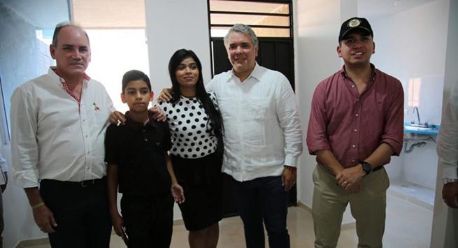 En el municipio de La Paz se asignaron los primeros subsidios de Semillero de Propietarios para el Cesar