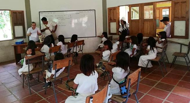 En 25 instituciones educativas de la zona rural de Valledupar, mejorarán su infraestructura