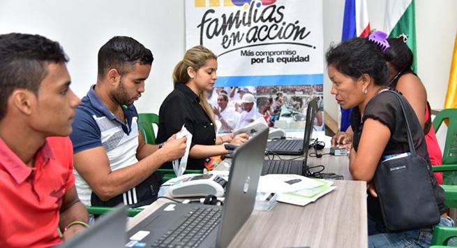 El 5 de agosto es el plazo para que los beneficiarios realicen el cobro de Familias en Acción para salud y educación