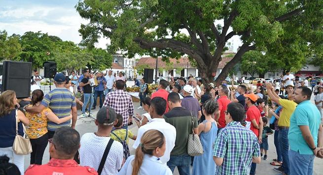 En Valledupar, Feria gastronómica Nuestro Sabor y programa Bajo el palo e´ Mango