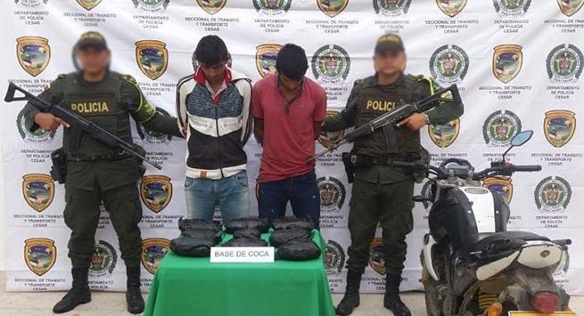 Capturados los hermanos Murcia por narcotráfico