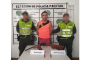 Condenado por homicidio fue capturado en Pailitas; sería abusador de una menor