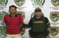 Por los delitos de fuga de presos y hurto calificado, detenidas dos personas