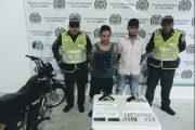 Capturados presuntos asesinos de mototaxista en Aguachica