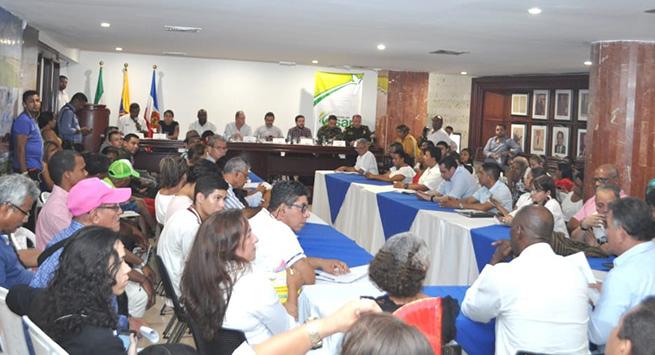 En los próximos dos meses ya estarán sesionando los Consejos de Paz en los 25 municipios del Cesar
