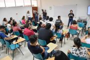 Areandina organiza encuentro sobre la Revolución Industrial en el Aula de Clase
