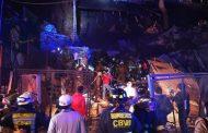 Al menos cuatro muertos por un derrumbe en el puerto chileno de Valparaíso