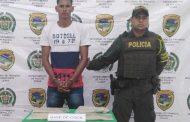 Capturado pasajero con 4 kilos de cocaína