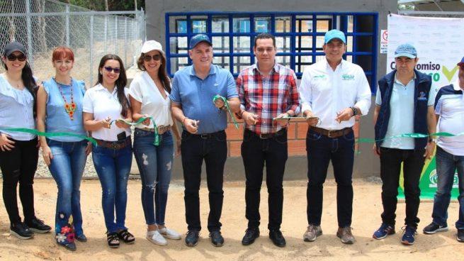 Aguas del Cesar, primer puesto en índice de gestión de proyectos financiados con regalías
