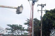 Por trabajos en circuitos El Paso y Valencia de Jesús, suspenderán servicio de energía