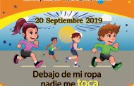 En la 8ª Maratón contra el abuso sexual en niños, niñas y adolescentes, el Cesar alzará la voz