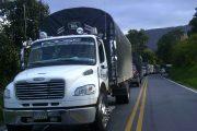 Gobierno Nacional garantiza derechos de ciudadanos durante protesta de conductores