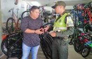 Adelantan operativo contra el hurto de bicicletas y de contrabando en Valledupar