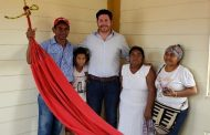 En La Guajira, primer prototipo de vivienda rural en acero