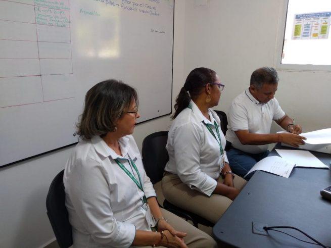 En La Jagua de Ibirico firman convenio para el programa Guías de la Energía