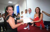En Aguachica, más de 200 estudiantes de la Casa Taller Beatriz García de Vigna recibieron grado